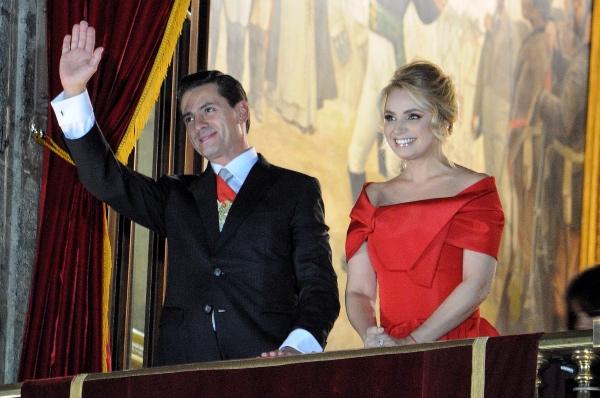 Fue el 2 de Mayo cuando Peña Nieto anunció el final definitivo de su matrimonio. FOTO: Cuartoscuro