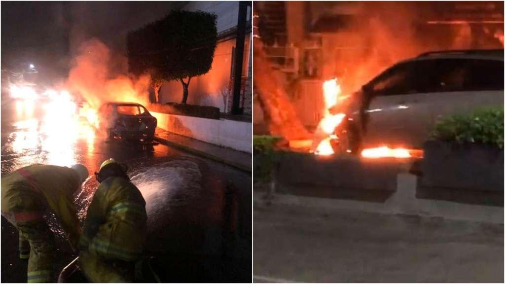 autos-quemados-lider-cartel-tabasco-villahermosa