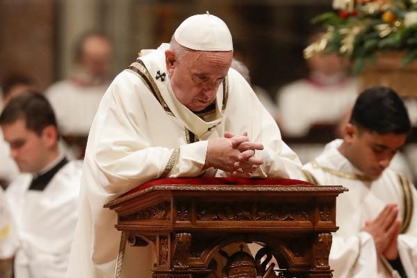 Papa Francisco-Disculpa-Vaticano-Misa-Catolicismo