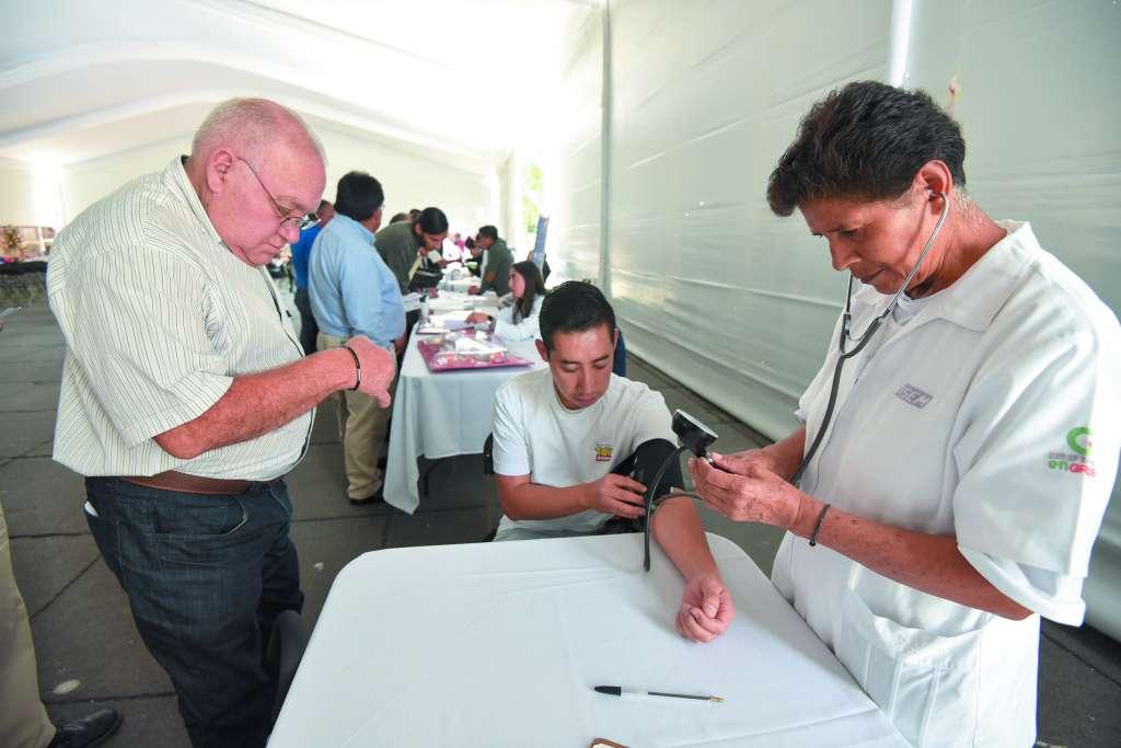 NUEVO PLAN. El Instituto atiende a los mexicanos que carecen de seguridad social. Foto: Cuartoscuro