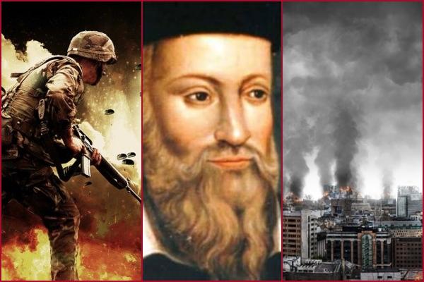 Nostradamus predijo la Tercera Guerra Mundial. Foto_ Pixabay