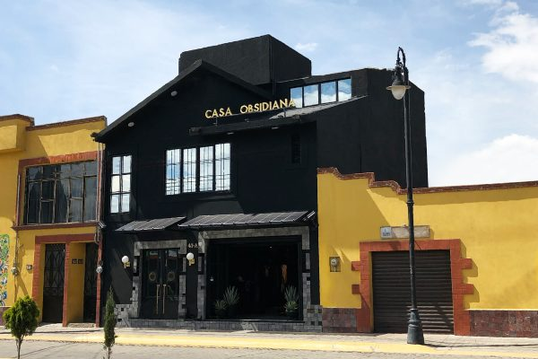 Casa Obsidiana