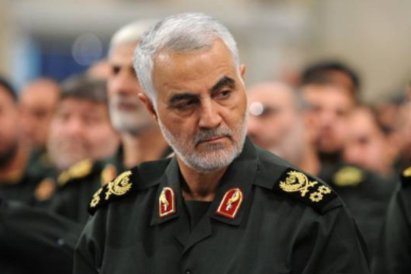 Qasem Soleimani. Foto: Getty Images.