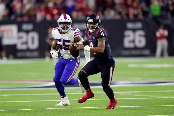 Texans remonta y vence 22-19 a Bills en tiempo extra