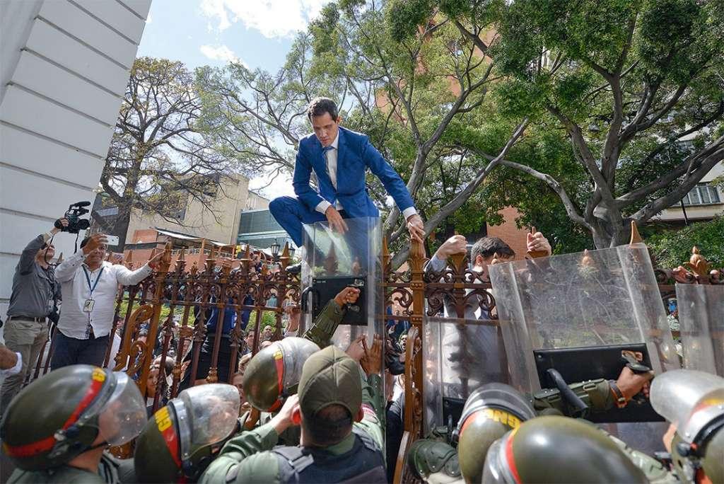 Juan Guaidó_Parlamento