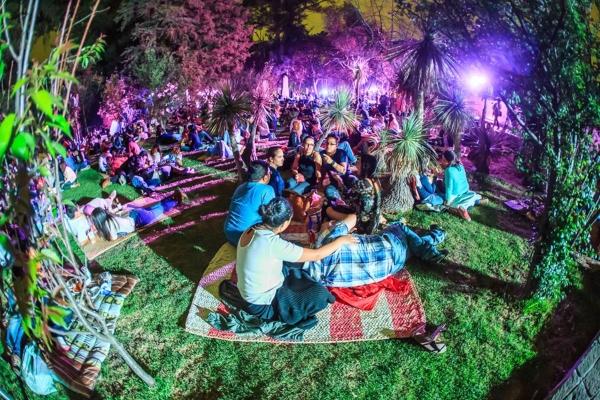 Resultado de imagen de picnic nocturno 2020