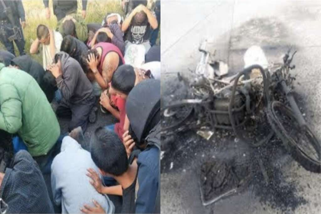 Sentencian a 30 personas por terrorismo en Guanajuato