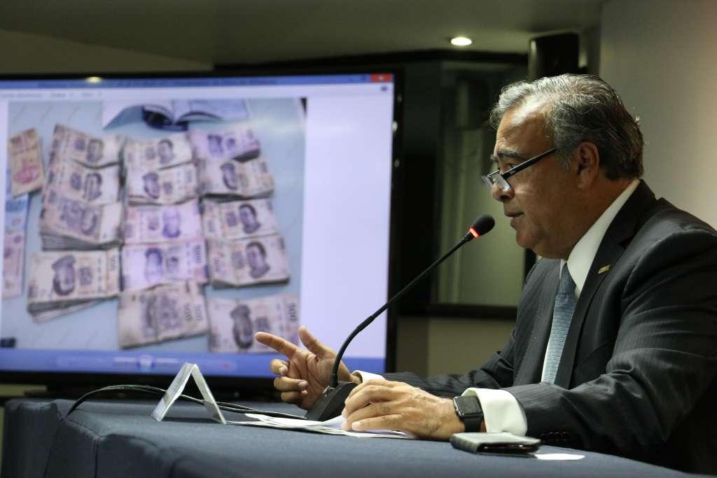 EN LA MIRA. El allegado del ex titular del Instituto de Vivienda es acusado de uso ilegal de atribuciones. Foto: Cuartoscuro