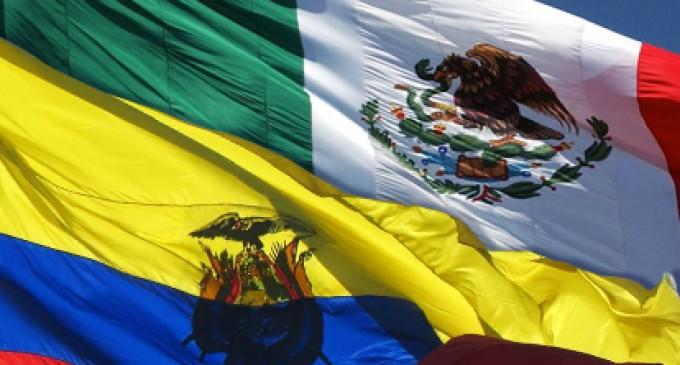ELLOS SON. Se trata de políticos afines al expresidente Correa. Foto: Especial
