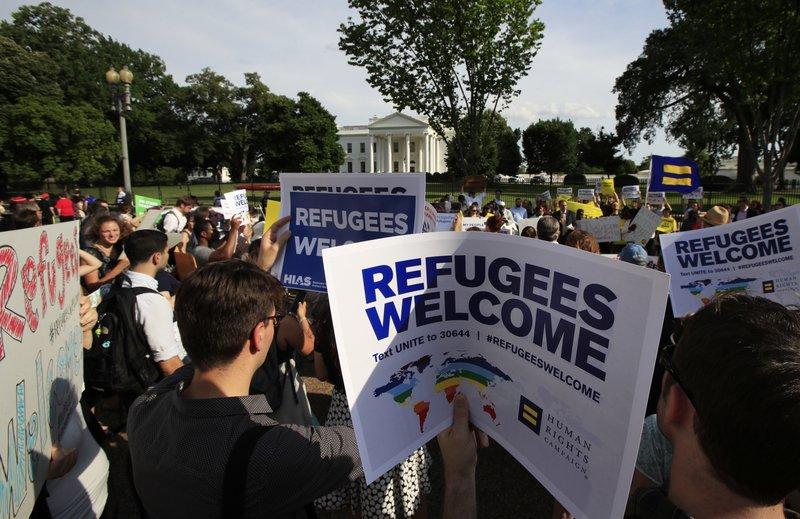 texas estados unidos refugiados