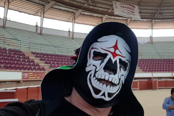 Fallece el luchador mexicano La Parka