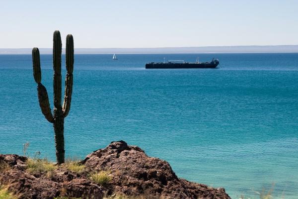 la paz baja california México