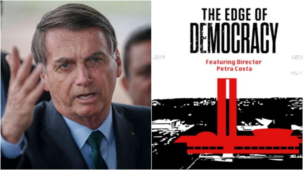 jair-bolsonaro-critica-porqueria-al-filo-de-la-democracia-brasil-netflix-nominado-documental-oscar