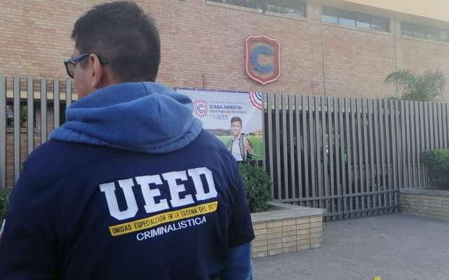 Detectan movimientos de más de 120 mdp en cuentas de abuelo del niño que disparó en el Colegio Cervantes