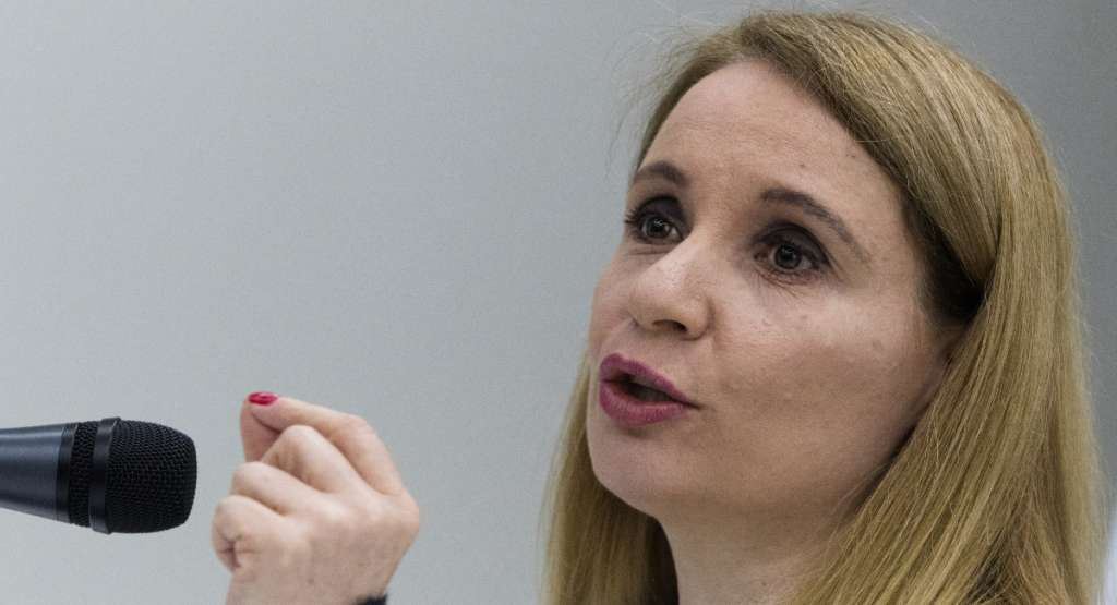 Claudia Jañez, presidenta del Consejo Ejecutivo de Empresas Globales