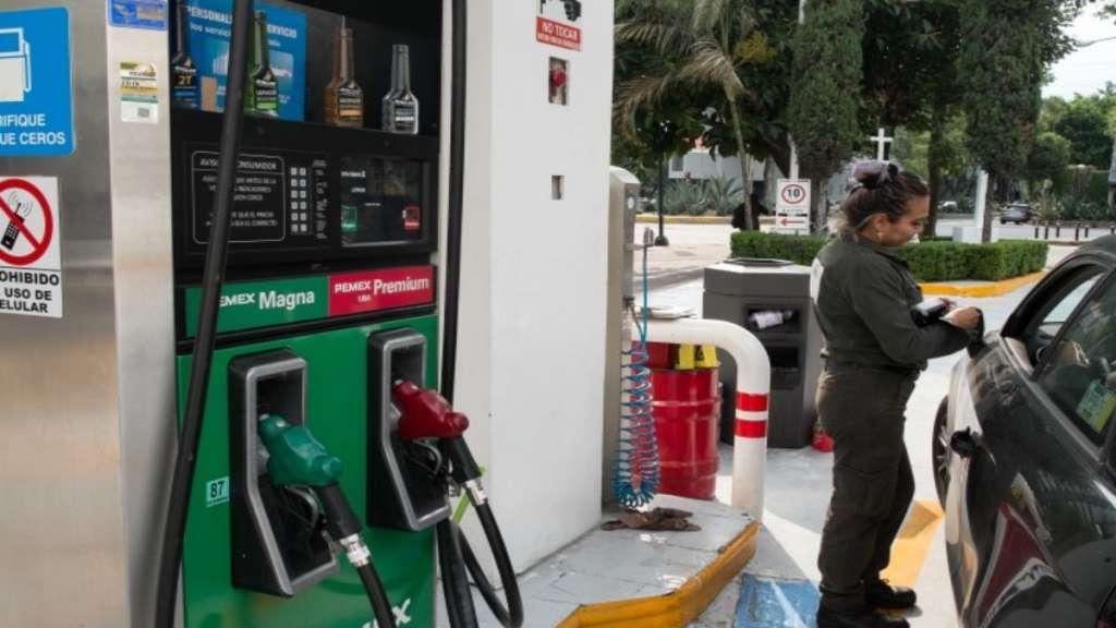 gasolinas etanol