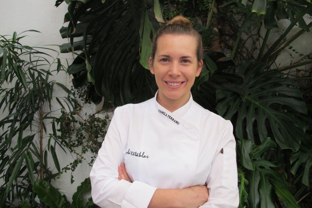 Camila Ferraro, la chef que apuesta por una cocina en evolución y respeto por el producto
