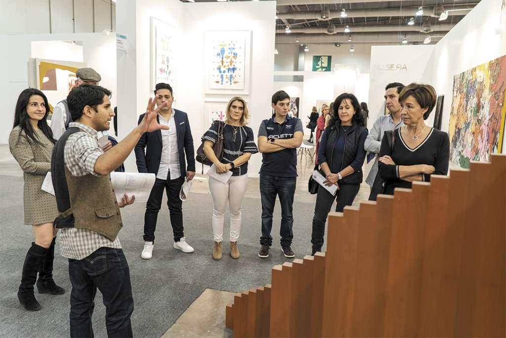 ESPACIOS. Un despacho holandés y otro mexicano participaron en la planeación arquitectónica que une a todas las disciplinas. Foto: Cortesía