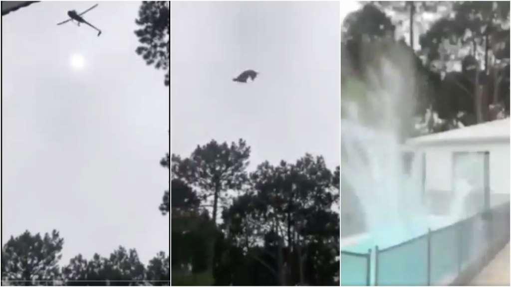 video-lanza-helicoptero-cerdito-alberca-uruguay-millonario