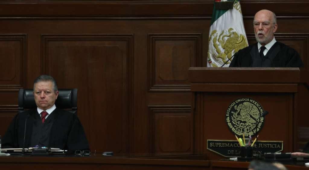 La SCJN anuló el Sistema Anticorrupción de la CDMX.   Foto: Cuartoscuro