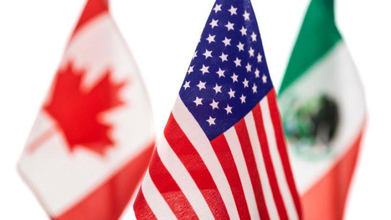 Por ciento de componentes de autos deben fabricarse en México, EU y Canadá. Foto: Especial