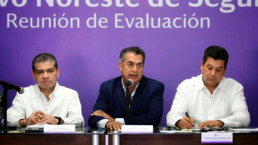 oahuila nuevo leon tamaulipas operativo