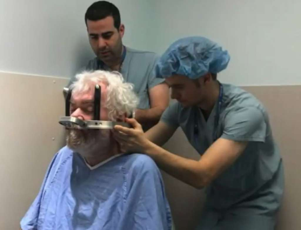 Una colega del doctor llevó a cabo la operación. FOTO: Sunnybrook Health Science Center de Toronto