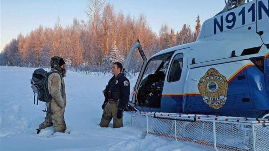 Alaska rescate Tyson Steele