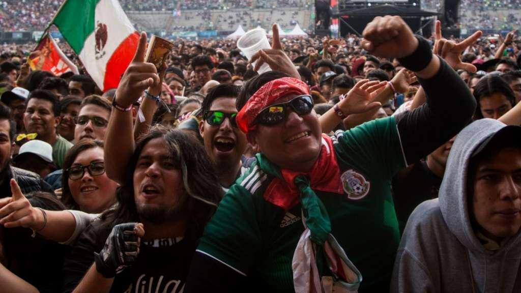 Vive Latino 2020. Foto: Cuartoscuro