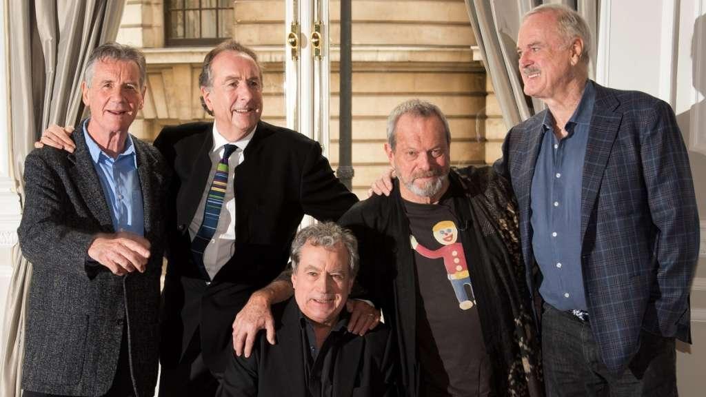 Muere Terry Jones miembro de los Monty Python. Foto: APF