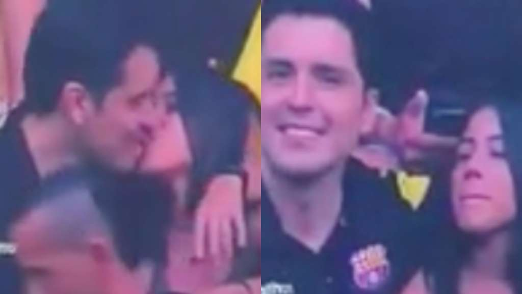 infiel-kiss-cam-ecuador-video