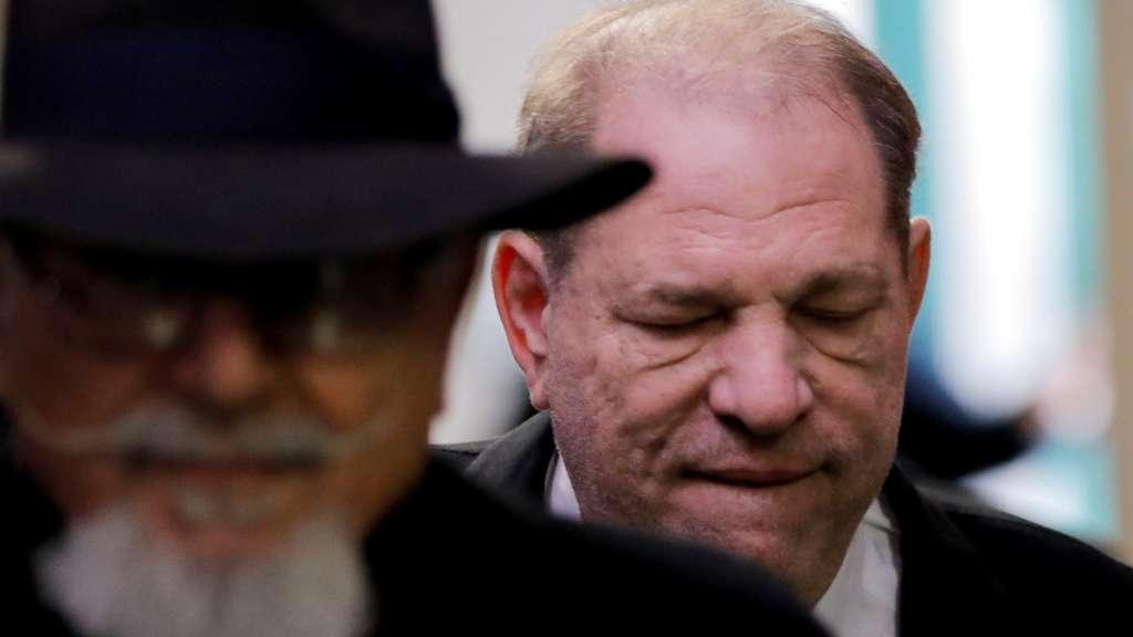 Harvey Weinstein acusado de abuso sexual