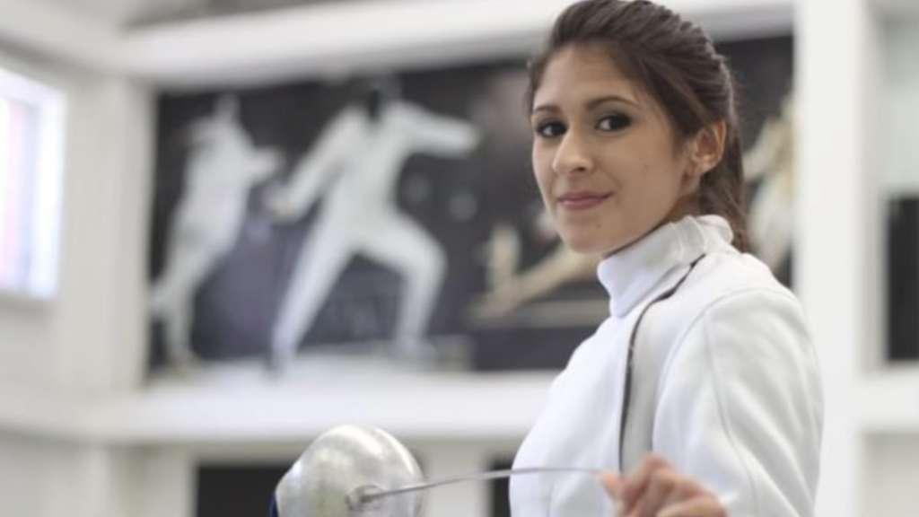 paola pliego conade indemnizacion juego olimpicos esgrima