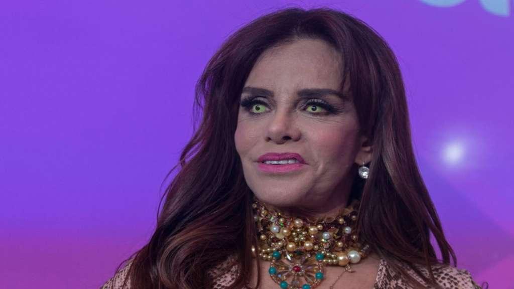 Lucia Mendez habla sobre el reestreno de telenovela