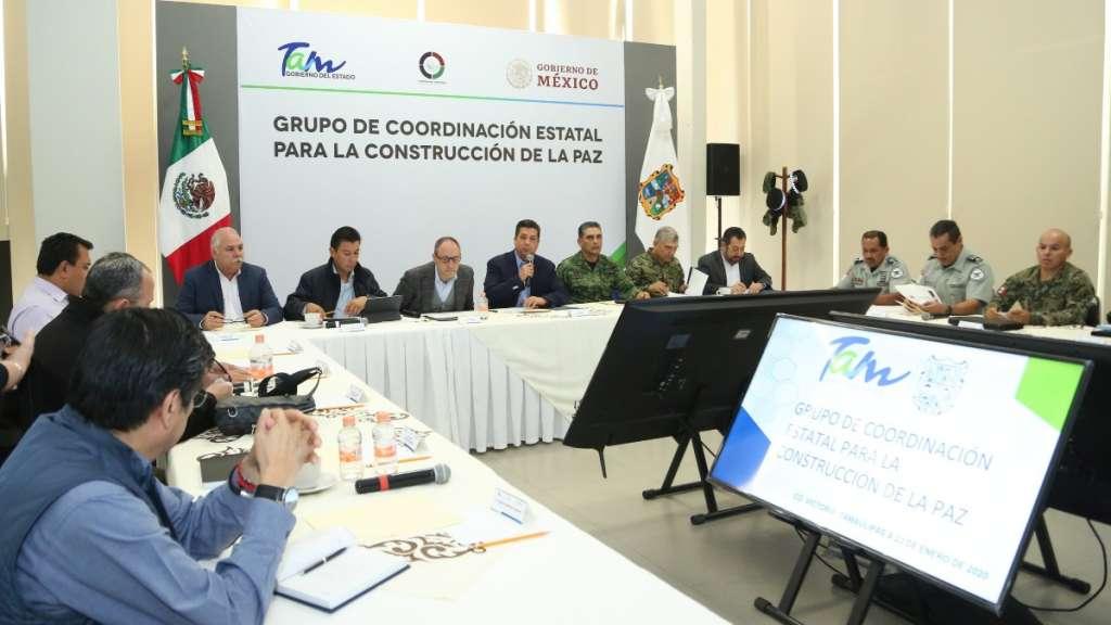 tamaulipas seguridad reconocimiento gobierno federal feminicidios delitos