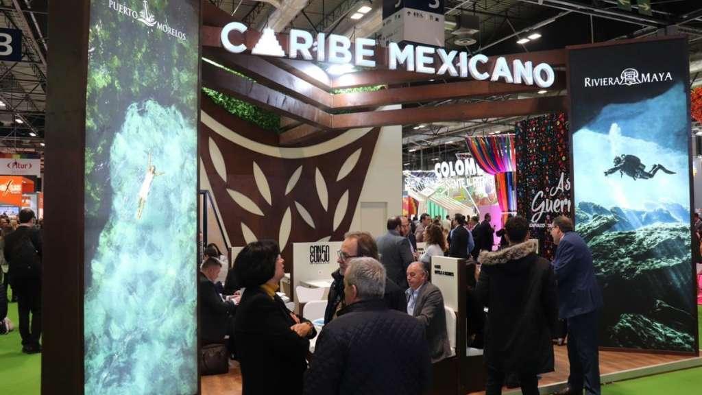 caribe mexicano cancun españa fitur