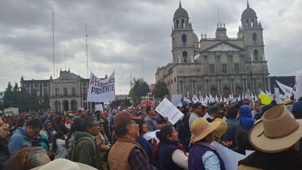 aumento tarifas estado de mexico manifestantes