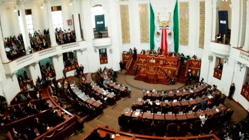 congreso de la cdmx diputados morena reunion