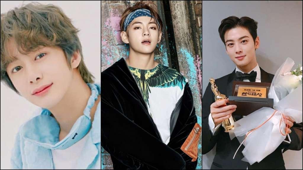 Lista de los 5 guapos del k-pop FOTO: ESPECIAL