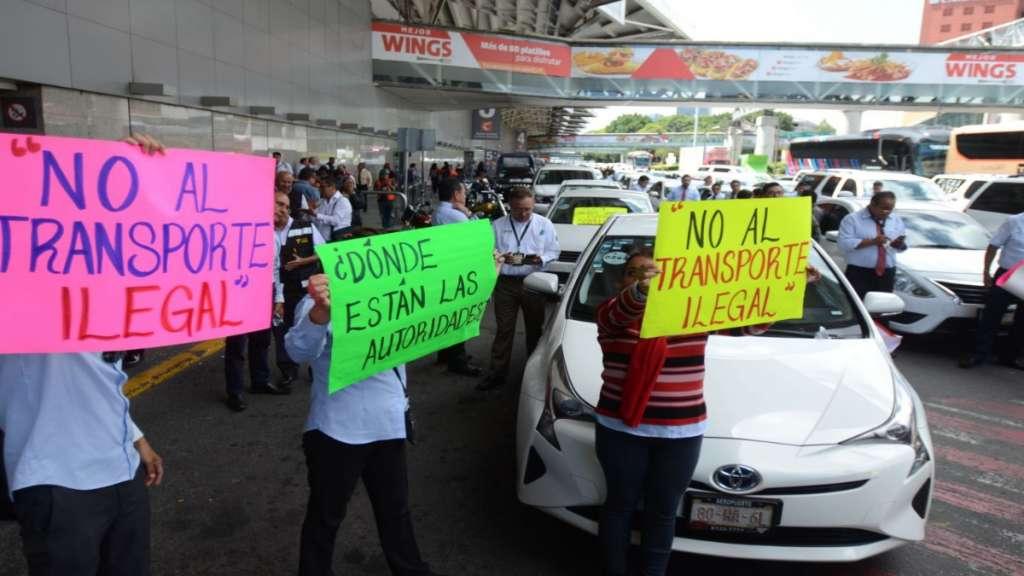Conductores de transporte privado podría ir a la cárcel en Tabasco