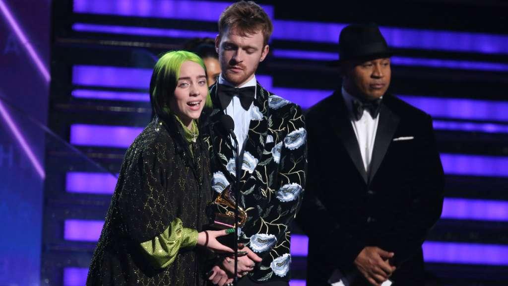 Billie Eilish Grammy 2020