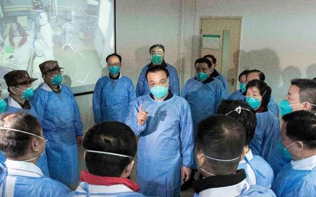 coronavirus influenza Mexico China Wuhan sistema salud