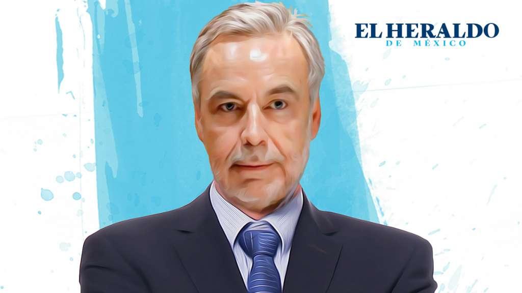ALFONSO RAMÍREZ CUÉLLAR, PRESIDENTE PROVISIONAL. FOTOARTE: HERALDO DE MÉXICO