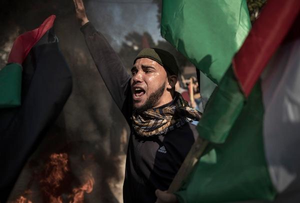 estados unidos donald trump israel palestina acuerdo siglo rechazo terrorismo