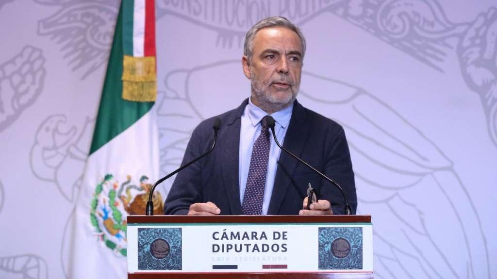 alfonso remirez cuellar diputados morena impuestos salud insabi