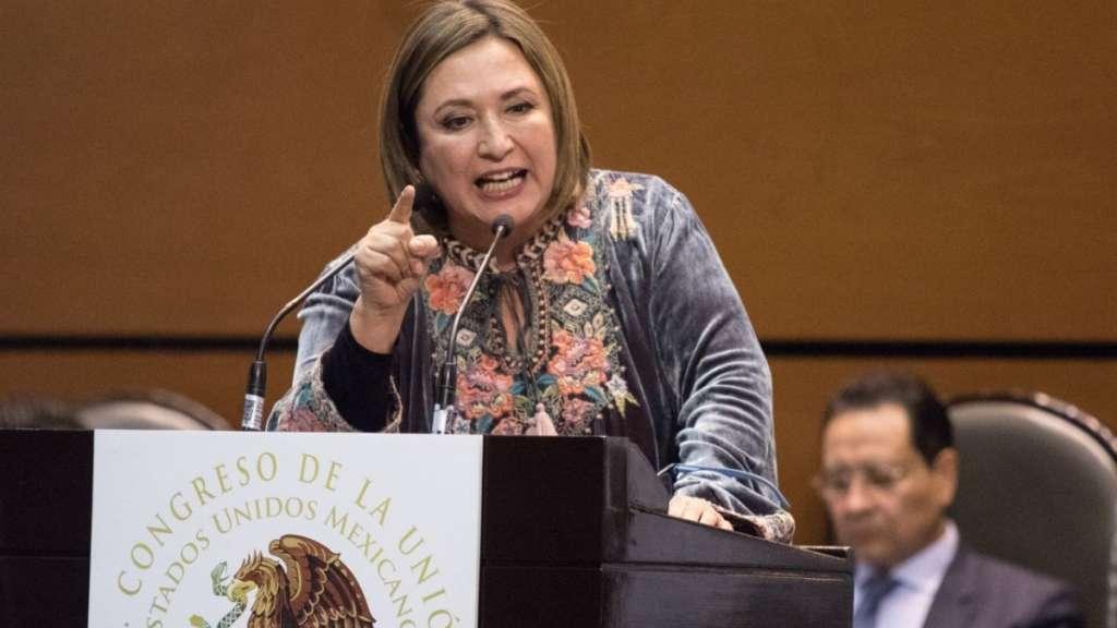 Xochitl Galvez consulta tren maya pueblos indigenas