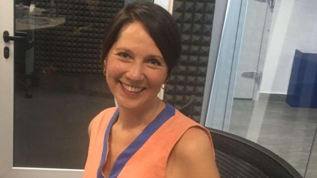 Con su nuevo libro Laura Elena Gerdingh busca inspirar a más personas a superar el cáncer