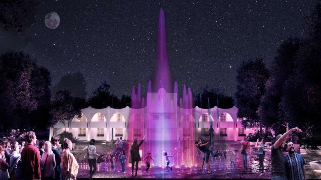 plaza de la reforma cancun mara lezama turismo fonatur