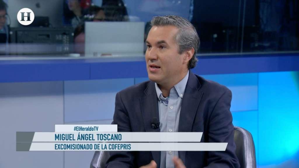 Cofepris está en una crisis terrible desde que entró AMLO: Miguel Angel Toscano