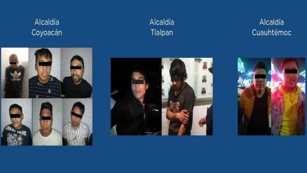 10-detenidos-robo-violencia-transeunte-ladrones-alcaldias-coyoacan-tlalpan-cuauhtemoc